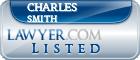 Charles Smith Lawyer Badge