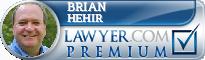 Brian P. Hehir  Lawyer Badge