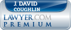 J. David Coughlin  Lawyer Badge