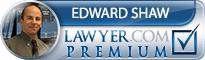 Edward R Shaw  Lawyer Badge