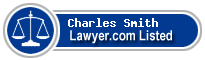 Charles Smith Lawyer Badge
