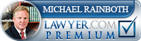 Michael P. Rainboth  Lawyer Badge