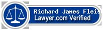 Richard James J Kelly Fleischer  Lawyer Badge