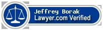 Jeffrey Borak  Lawyer Badge