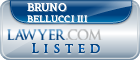 Bruno Bellucci III Lawyer Badge