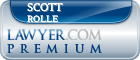 Scott L Rolle  Lawyer Badge