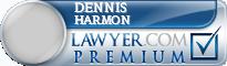 Dennis Harmon  Lawyer Badge