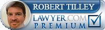 Robert Tilley  Lawyer Badge