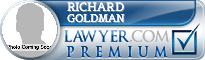 Richard J Goldman  Lawyer Badge