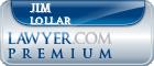 Jim Lollar  Lawyer Badge