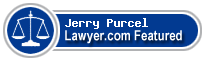 Jerry P. Purcel  Lawyer Badge