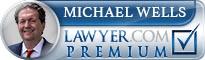 Michael H Wells  Lawyer Badge