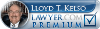 Lloyd Kelso  Lawyer Badge