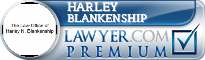 Harley N. Blankenship  Lawyer Badge