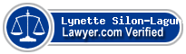 Lynette Silon-Laguna  Lawyer Badge
