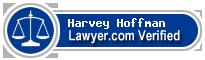 Harvey Hoffman  Lawyer Badge
