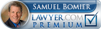 Samuel Bomier Lawyer.com Badge