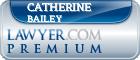 Catherine Bailey  Lawyer Badge