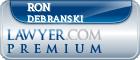 Ron Debranski  Lawyer Badge