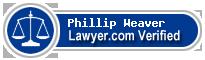 Phillip A Weaver  Lawyer Badge
