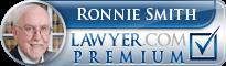 Ronnie Smith  Lawyer Badge