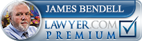 James Bendell  Lawyer Badge