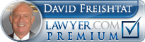 David Freishtat  Lawyer Badge