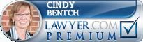 Cindy Bentch  Lawyer Badge