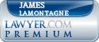 James S. LaMontagne  Lawyer Badge