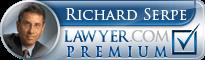 Richard J. Serpe  Lawyer Badge