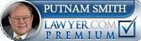 Putnam C. Smith  Lawyer Badge