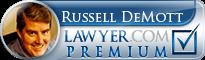 Russel DeMott  Lawyer Badge