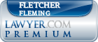 Fletcher Fleming  Lawyer Badge