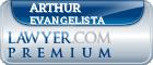 Arthur C Evangelista  Lawyer Badge