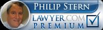 Philip D. Stern  Lawyer Badge