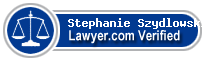 Stephanie L. Szydlowski  Lawyer Badge