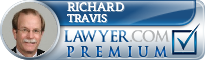 Richard L. Travis  Lawyer Badge
