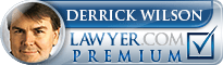 Derrick H. Wilson  Lawyer Badge