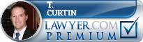 T. Shane Curtin  Lawyer Badge