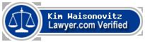 Kim Coleman Waisonovitz  Lawyer Badge