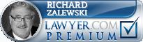 Richard W. Zalewski  Lawyer Badge
