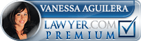 Vanessa Lopez Aguilera  Lawyer Badge