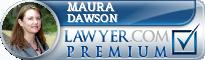 Maura Dawson  Lawyer Badge