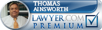 Thomas H. Ainsworth  Lawyer Badge