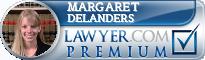 Margaret Green DeLanders  Lawyer Badge