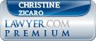 Christine M. Zicaro  Lawyer Badge