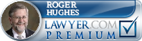 Roger Wade Hughes  Lawyer Badge