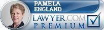 Pamela S. England  Lawyer Badge