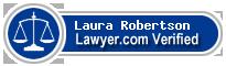 Laura Robertson  Lawyer Badge