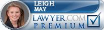 Leigh Martin May  Lawyer Badge